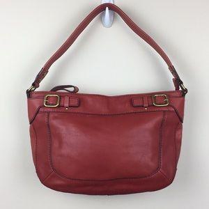 🗝 Fossil - Genuine Leather Handbag / Purse
